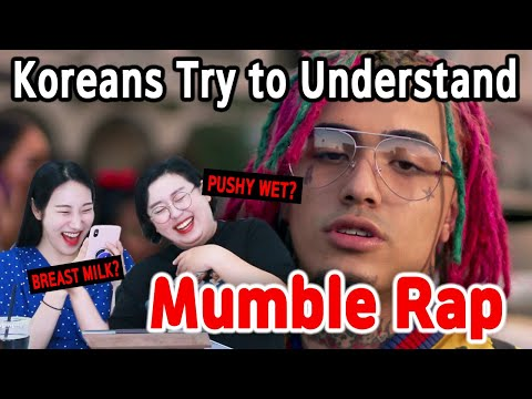 Koreans In Their 30s React To Mumble Rap 'Gucci Gang'