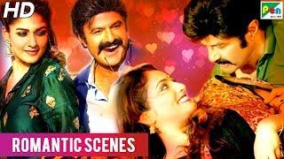 Jay Simha - Romantic Scenes | New Hindi Dubbed Movie | Nandamuri Balakrishna, Nayanthara
