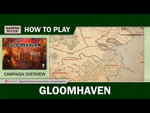 Dungeon Masters are hard to find, that's why there's Gloomhaven