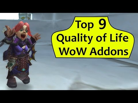 WoW Addons - Top 9 Quality of Life Addons in Legion