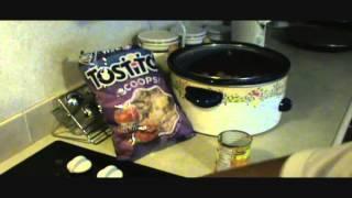 How To Make Homeade Sausage Dip!!