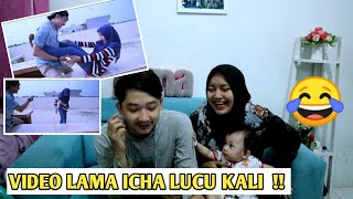 REACTION VIDEO LAMA WAKTU NGEPRANK LUCU PARAH WKWK