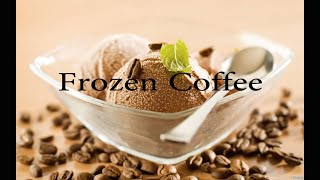 Vitamix Frozen Coffee