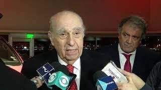 """Sanguinetti afirmó que ganará la interna: """"Iré en el lugar que me ubique la ciudadanía"""""""