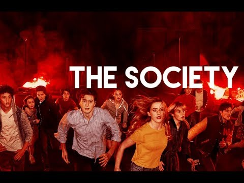 The Society Temporada 1 Trailer Doblado Español Latino Netflix