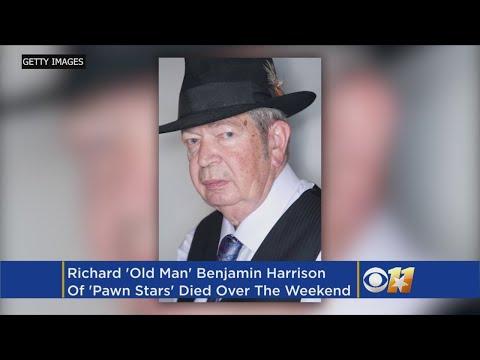 """Pawn Stars"" Patriarch Richard Harrison Dies At Age 77"