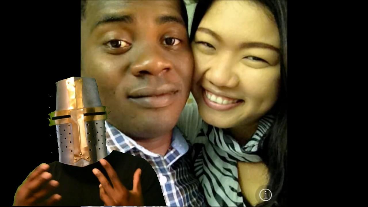 Asian men seeking black women