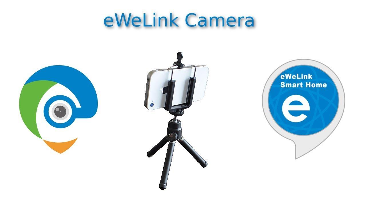 eWeLink Camera, l'app che trasforma il tuo smartphone in una