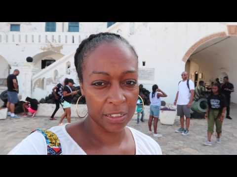 Cape Coast Slave Castle | Ghana Vlog Day 4
