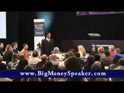 Big Money Speaker Secret: One Idea