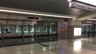 Cincinnati Airport People Mover (CVG): Connects Terminal Main/3 to Concourse A & B (2017)