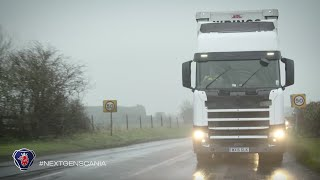 A day in the life of a Scania test driver