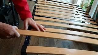 Maintenance - Replacing Bed-Slats