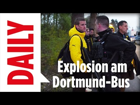 Bomben-Anschlag auf Borussia Dortmund Bus / AS Monaco / ISIS - DAILY Spezial 11.04.17 (2/2)
