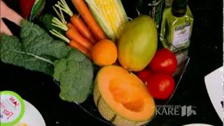 Optimizing Your Food Choices (6/24/17 on KARE-11)