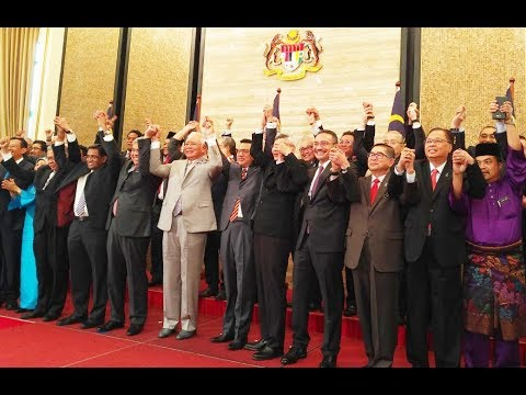 BN ministers say they are ready to get new mandate