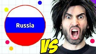 AGAR.IO vs The World's Worst Gamer!