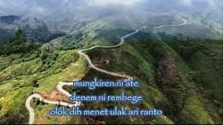 Kalimemang Band - Jarak (Unofficial Lyric Video) / Lagu Gayo Terbaru