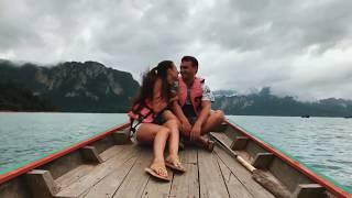 TRIP TO KHAO SOK, THAILAND// САМОСТОЯТЕЛЬНАЯ ПОЕЗДКА В КАО СОК, ТАИЛАНД