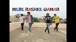 Mere Rashke Qamar | Dance cover | Ashish Raval Choreography | Ad Group Of Dance