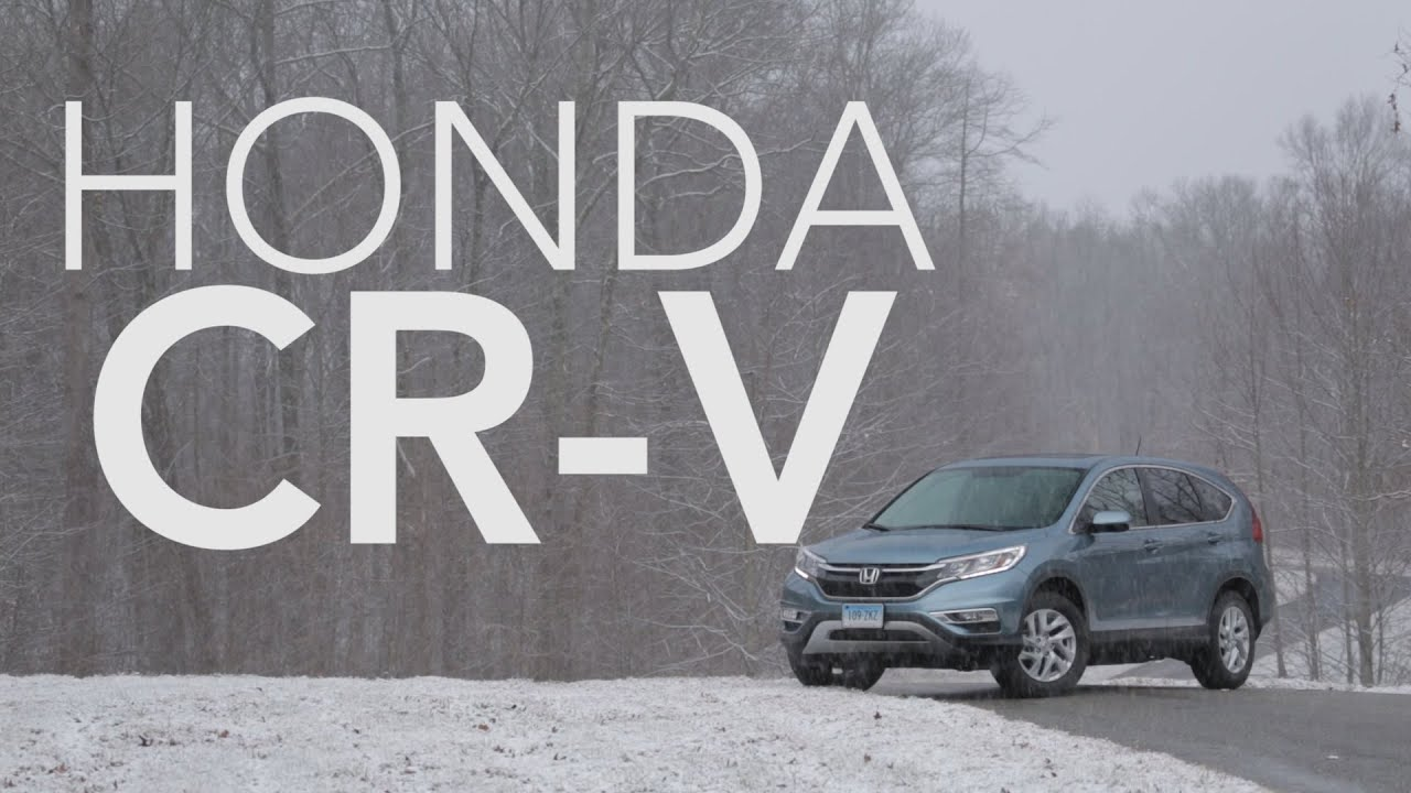 Wonderful 2015 Honda CR V Quick Drive | Consumer Reports   YouTube