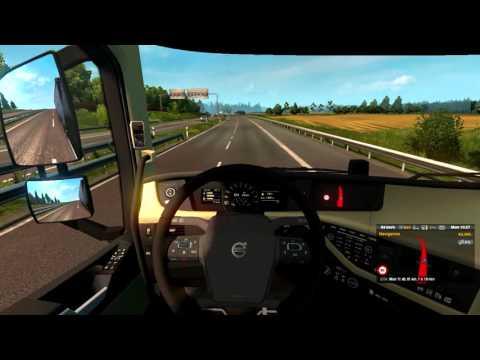 วิธีทำให้รถเกม Euro truck simulator 2 วิ่งเกิน 90
