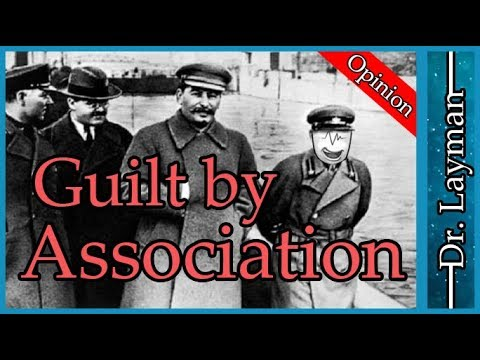 Guilt by Association and Death of the Author