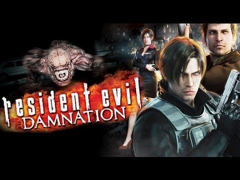Resident Evil: Potępienie