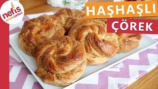 Haşhaşlı Şekerli Çörek Yapımı  - Tüm Detayları İle Nefis Bir Tarif - Nefis Yemek Tarifleri