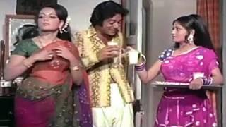 Moushumi Chatterjee, Jagdeep, Ghulam Begum Badshah - Scene 2/20