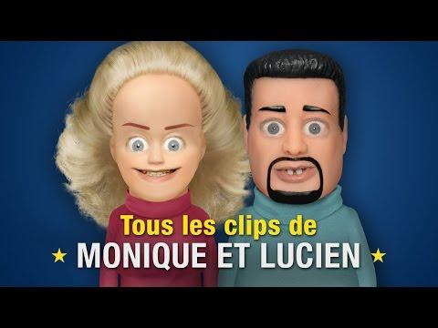 Tous les clips de Monique et Lucien