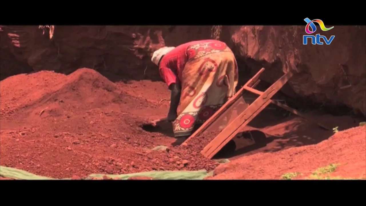 Mining companies leave dangerous quarries after mining in kilifi