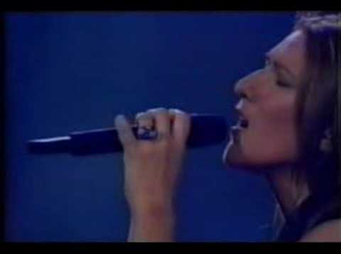 Celine Dion The First Time Ever I Saw Your Face