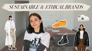12 Sustainable Brands You Should Know