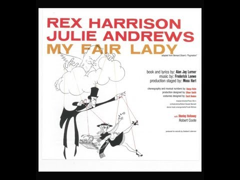"""""""My Fair Lady""""  (A Short Story By Julie Gold)"""