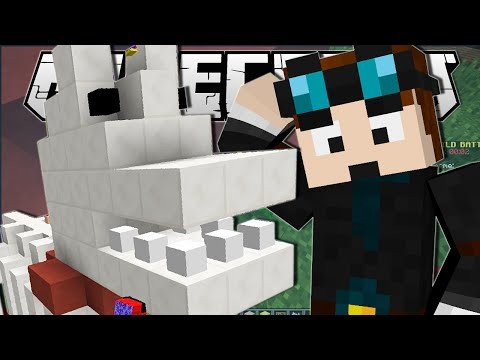 Thumbnail: Minecraft | GRIM?! | Build Battle Minigame