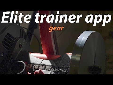 How to use Elite trainer app My E-Training