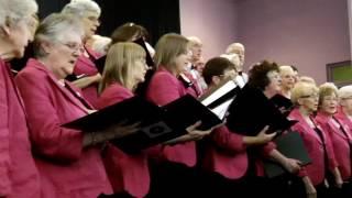 Ellan Vannin by Eliza Craven Green and Joseph Henry Townend performed by Lon Lheeah Choir (107 7692)