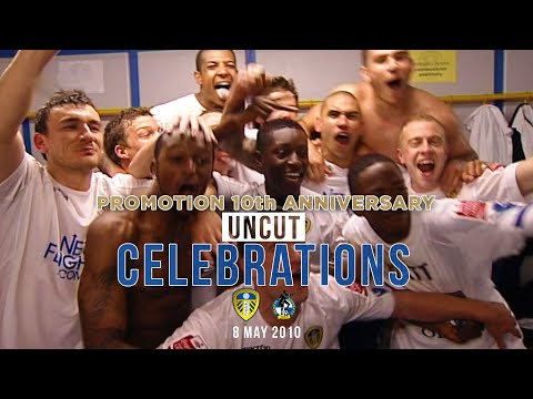UNCUT! Promotion celebrations! | Leeds United 2-1 Bristol Rovers | 10th anniversary