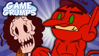 Game Grumps Animated - Subway to HELL - by Brandon Turner
