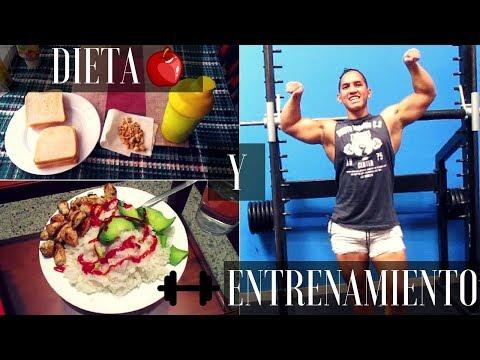 Dieta de 4000 calorias para hombres