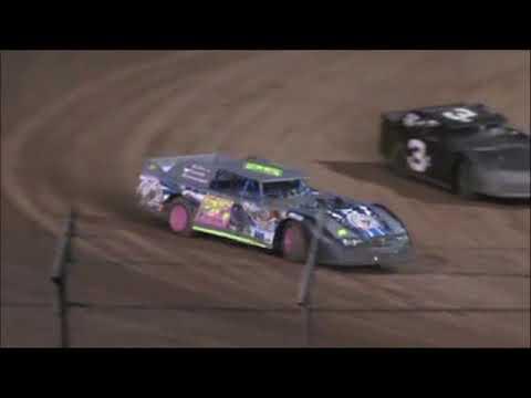 Brett McDonald Heat Race Lernerville Speedway 10/12/18