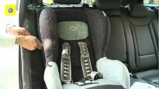 Einbau von Kindersitzen bis 18kg