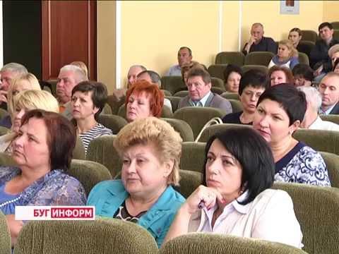 2016-08-19 г. Брест. Третий пленум БООП. Новости на Буг-ТВ.