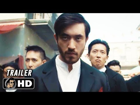 WARRIOR Official Teaser Trailer (HD) Cinemax Bruce Lee Series
