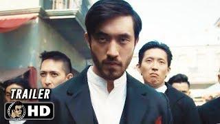 WARRIOR Official Teaser Trailer (HD) Cinemax Bruce Lee Series