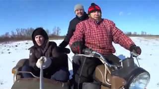 Урал Турист Зимой (часть 2)