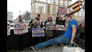 Навальный против путинистов