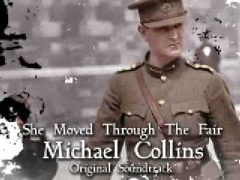 She Moved Through the Fair ~ Michael Collins ~ Sinead O' Connor