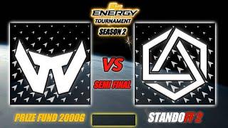 Elisteen VS Noisy 7  - SEMI-FINAL  Energy Tournament  2- Season SO2